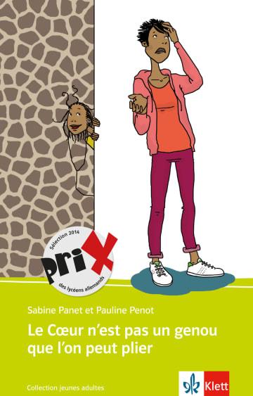 Cover Le Coeur n'est pas un genou que l'on peut plier 978-3-12-592303-4 Sabine Panet, Pauline Penot Französisch