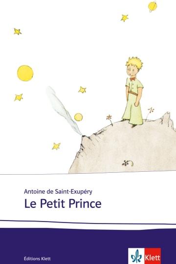 Cover Le Petit Prince 978-3-12-597144-8 Französisch