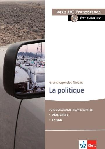 Cover La politique 978-3-12-598453-0 Eva Müller, Isabelle Richter Französisch