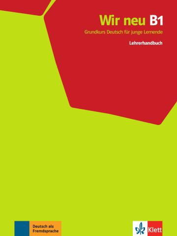 Cover Wir neu B1 978-3-12-675893-2 Deutsch als Fremdsprache (DaF)