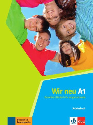 Cover Wir neu A1 978-3-12-675901-4 Deutsch als Fremdsprache (DaF)
