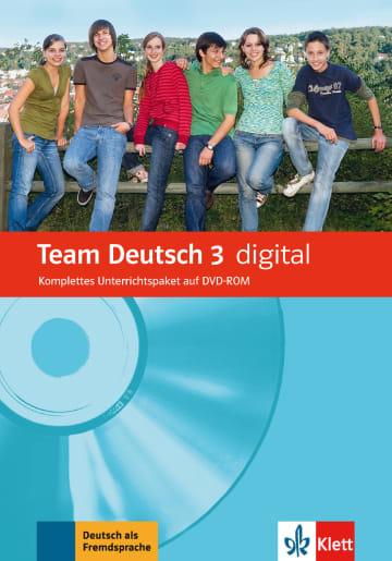 Cover Team Deutsch 3 digital 978-3-12-675965-6 Deutsch als Fremdsprache (DaF)