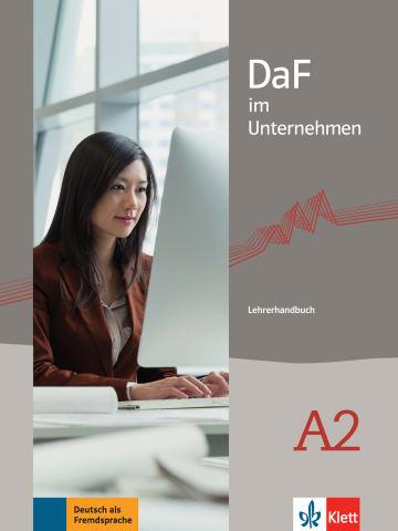 Cover DaF im Unternehmen A2 978-3-12-676446-9 Deutsch als Fremdsprache (DaF)