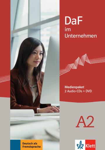 Cover DaF im Unternehmen A2 978-3-12-676447-6 Deutsch als Fremdsprache (DaF)