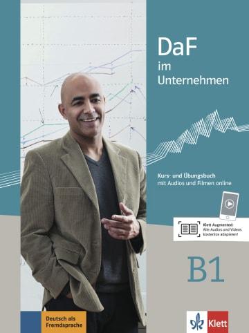 Cover DaF im Unternehmen B1 978-3-12-676450-6 Deutsch als Fremdsprache (DaF)