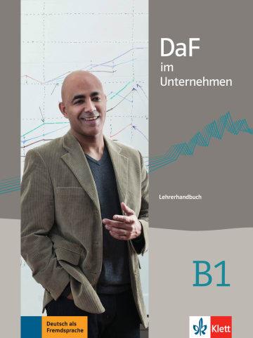 Cover DaF im Unternehmen B1 978-3-12-676451-3 Deutsch als Fremdsprache (DaF)