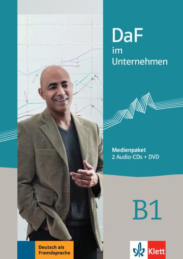 Cover DaF im Unternehmen B1 978-3-12-676452-0 Deutsch als Fremdsprache (DaF)