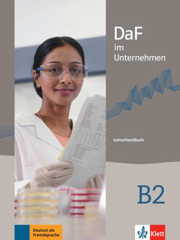 Cover DaF im Unternehmen B2 978-3-12-676456-8 Deutsch als Fremdsprache (DaF)