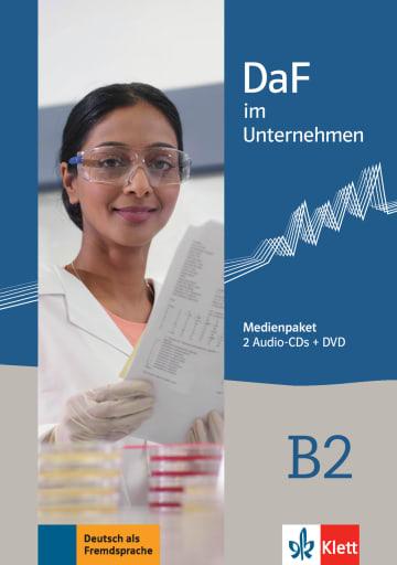 Cover DaF im Unternehmen B2 978-3-12-676457-5 Deutsch als Fremdsprache (DaF)