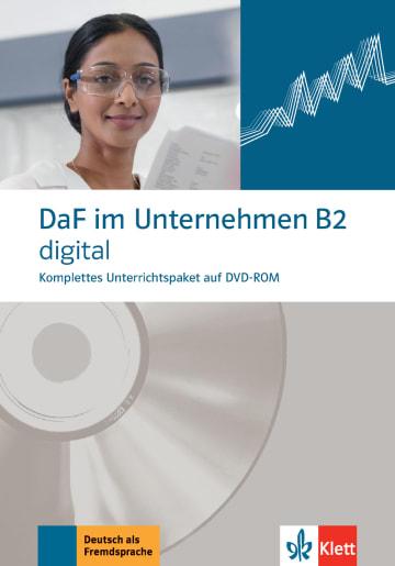 Cover DaF im Unternehmen B2 digital 978-3-12-676458-2 Deutsch als Fremdsprache (DaF)