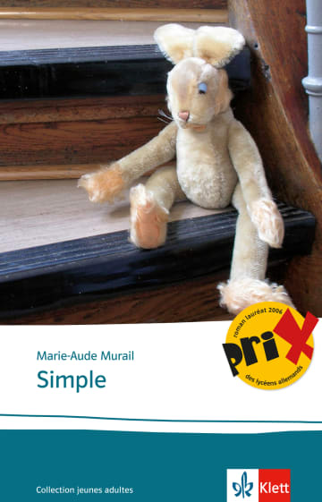 Cover Simple 978-3-12-909054-1 Marie-Aude Murail Französisch