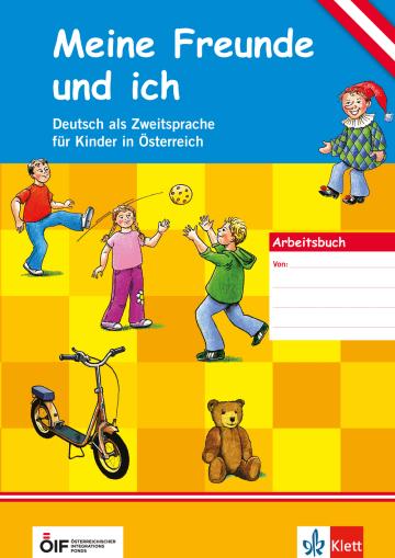 Cover Meine Freunde und ich 978-3-12-666831-6 Deutsch als Fremdsprache (DaF),Deutsch als Zweitsprache (DaZ)