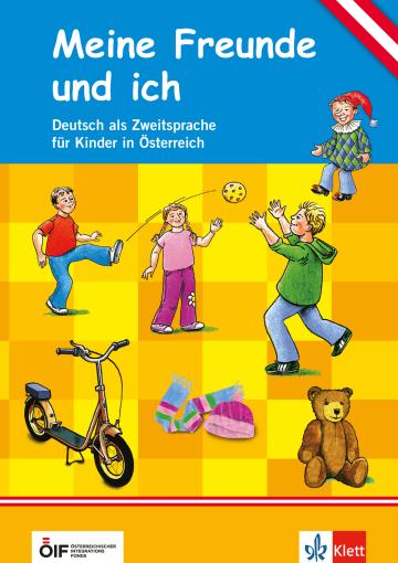 Cover Meine Freunde und ich 978-3-12-666830-9 Deutsch als Fremdsprache (DaF),Deutsch als Zweitsprache (DaZ)