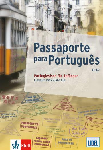 Cover Passaporte para Português (A1-A2) 978-3-12-528945-1 Portugiesisch