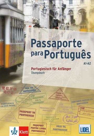 Cover Passaporte para Português (A1-A2) 978-3-12-528946-8 Portugiesisch