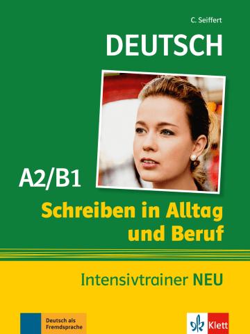 Cover Deutsch Schreiben in Alltag und Beruf A2/B1 978-3-12-605169-9 Deutsch als Fremdsprache (DaF)