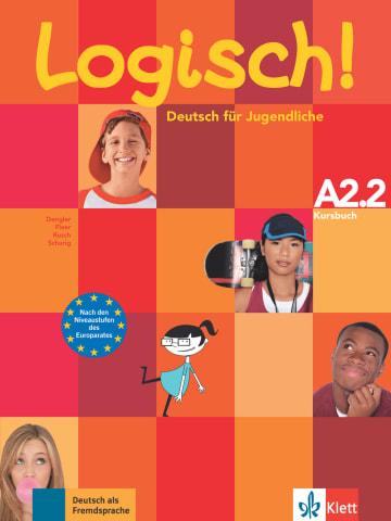 Cover Logisch! A2.2 978-3-12-605177-4 Deutsch als Fremdsprache (DaF),Deutsch als Zweitsprache (DaZ)