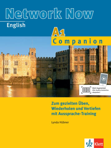 Cover Network Now A1 Companion 978-3-12-605181-1 Englisch