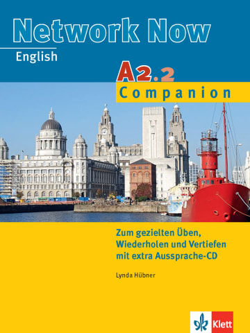 Cover Network Now A2.2 Companion 978-3-12-605183-5 Englisch