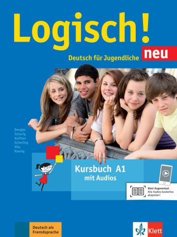 Cover Logisch! neu A1 978-3-12-605201-6 Deutsch als Fremdsprache (DaF),Deutsch als Zweitsprache (DaZ)