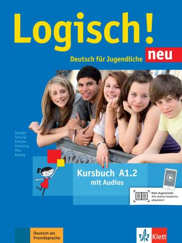 Cover Logisch! neu A1.2 978-3-12-605205-4 Deutsch als Fremdsprache (DaF),Deutsch als Zweitsprache (DaZ)