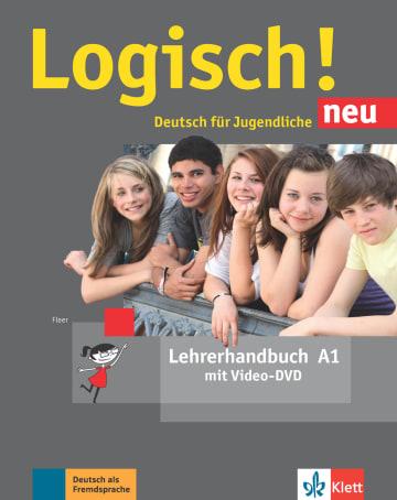 Cover Logisch! neu A1 978-3-12-605207-8 Deutsch als Fremdsprache (DaF),Deutsch als Zweitsprache (DaZ)