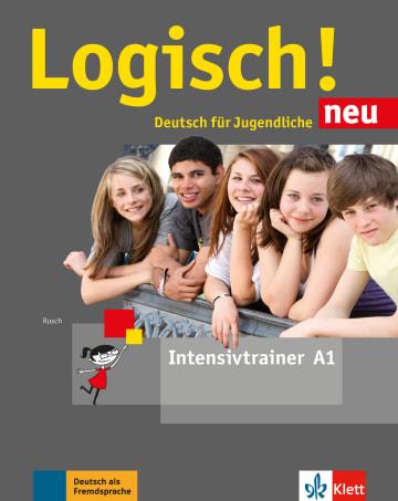 Cover Logisch! neu A1 978-3-12-605208-5 Deutsch als Fremdsprache (DaF),Deutsch als Zweitsprache (DaZ)