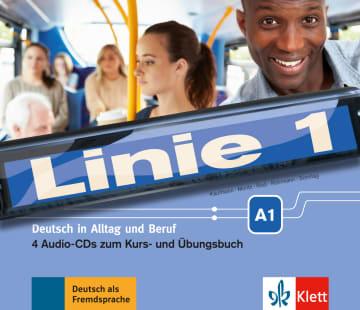 Cover Linie 1 A1 978-3-12-607056-0 Deutsch als Fremdsprache (DaF)
