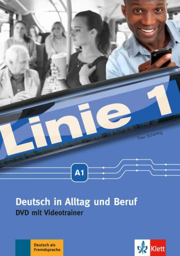 Cover Linie 1 A1 978-3-12-607057-7 Deutsch als Fremdsprache (DaF)