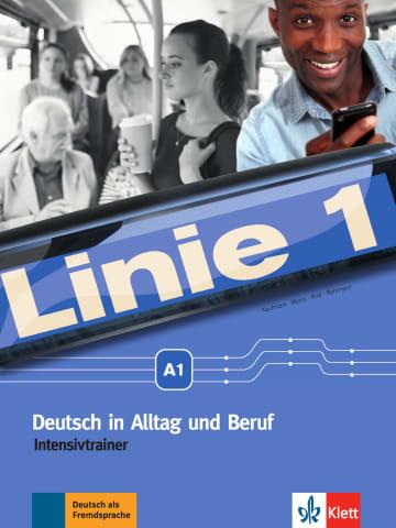 Cover Linie 1 A1 978-3-12-607059-1 Deutsch als Fremdsprache (DaF)