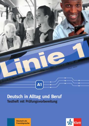 Cover Linie 1 A1 978-3-12-607060-7 Deutsch als Fremdsprache (DaF)