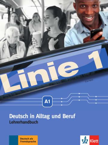 Cover Linie 1 A1 978-3-12-607061-4 Deutsch als Fremdsprache (DaF)