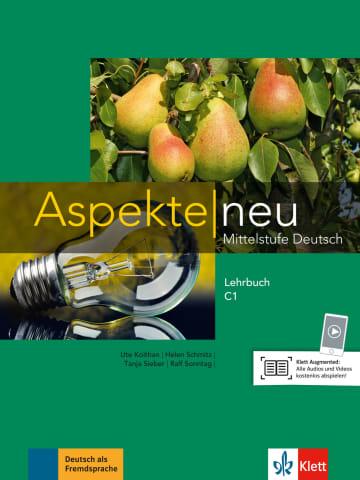 Cover Aspekte neu C1 978-3-12-605035-7 Deutsch als Fremdsprache (DaF)
