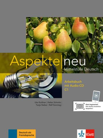 Cover Aspekte neu C1 978-3-12-605036-4 Deutsch als Fremdsprache (DaF)