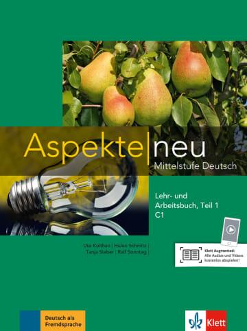 Cover Aspekte neu C1 978-3-12-605037-1 Deutsch als Fremdsprache (DaF)