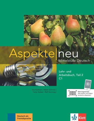 Cover Aspekte neu C1 978-3-12-605038-8 Deutsch als Fremdsprache (DaF)