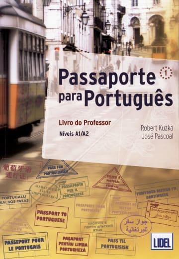 Cover Passaporte para Português (A1-A2) 978-3-12-528947-5 Portugiesisch