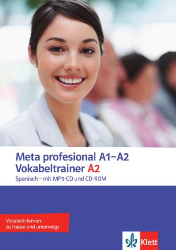 Cover Meta profesional A2 978-3-12-515466-7 Spanisch