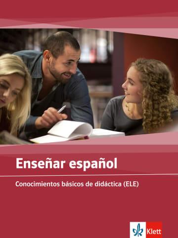 Cover Enseñar español 978-3-12-920132-9 Spanisch