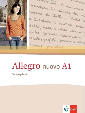 Cover Allegro nuovo A1 978-3-12-525592-0 Italienisch