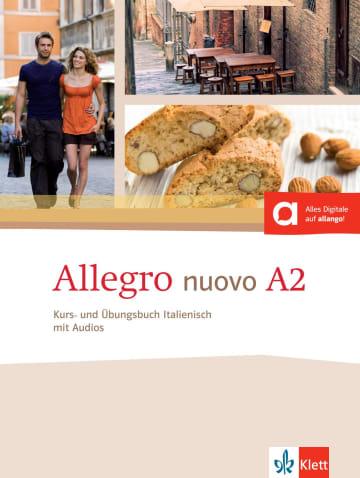 Cover Allegro nuovo A2 978-3-12-525593-7 Italienisch