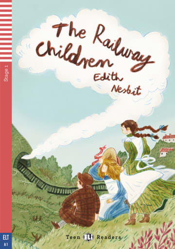 Cover The Railway Children 978-3-12-514735-5 Edith Nesbit Englisch