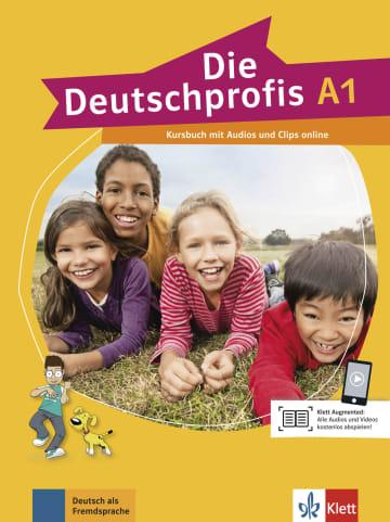 Cover Die Deutschprofis A1 978-3-12-676470-4 Deutsch als Fremdsprache (DaF)