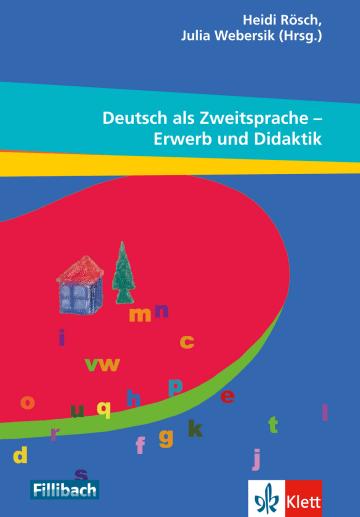 Cover Deutsch als Zweitsprache - Erwerb und Didaktik 978-3-12-688068-8 Deutsch als Zweitsprache (DaZ)