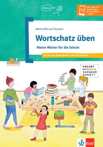 Cover Wortschatz üben 978-3-12-674888-9 Deutsch als Fremdsprache (DaF),Deutsch als Zweitsprache (DaZ)