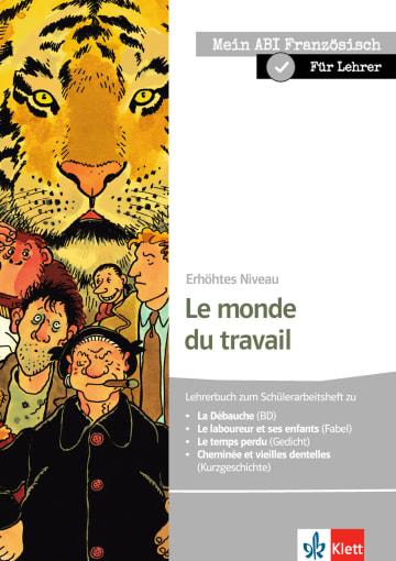 Cover Le monde du travail 978-3-12-591597-8 Andreas Berger, Roland Köß Französisch