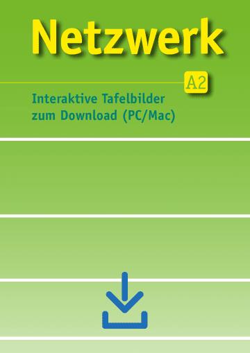 Cover Netzwerk A2 NP01160501203 Deutsch als Fremdsprache (DaF)