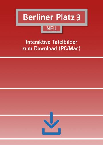 Cover Berliner Platz 3 NEU NP01160619803 Deutsch als Fremdsprache (DaF)