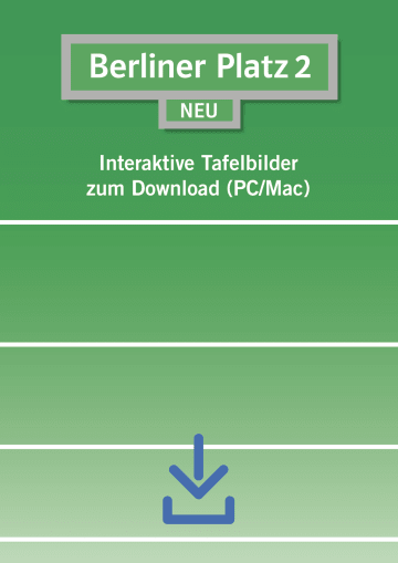 Cover Berliner Platz 2 NEU NP01160605503 Deutsch als Fremdsprache (DaF)