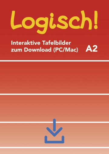 Cover Logisch! A2 NP01160698401 Deutsch als Fremdsprache (DaF),Deutsch als Zweitsprache (DaZ)